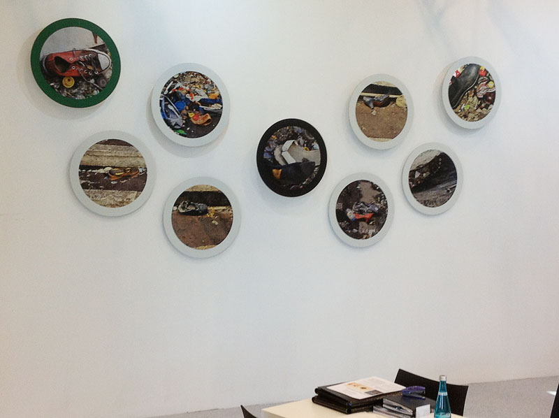 THE CITIZENS (installation view) by Ibrahim Quraishi